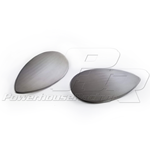 PHR Billet Mirror Delete Kit for 93-98 Toyota Supra
