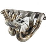 PHR NA-T S23 Equal Length Billet Collector Turbo Manifold for 2JZ-GE