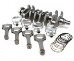 "Brian Crower Stroker Kits - 91mm Billet Crank, Sportsman Rods (5.366""), Custom Pistons For Nissan 93-02 S14, S15 240SX"