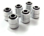 SPL Knuckle Monoball Bushing Kit for 1987-01 240SX