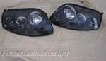 Toyota 1997-98 Style Headlight Pair for 1993-98 Supra