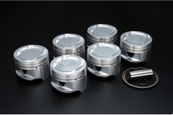 Tomei Forged Piston Kit, 87.0mm for 2JZ