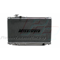 Mishimoto Aluminum radiator for 1993-98 Supra