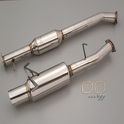 Blit Nur Spec Cat Back Exhaust for 1993-98 Supra