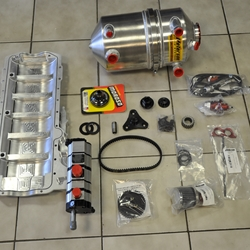 PHR Billet Dry Sump System for 2JZ-GTE
