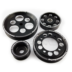 PHR Lightweight Pulley Kit for 2JZ