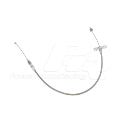 PHR Stainless Throttle Cable for 1993-1998 Toyota Supra and 1992-2001 Lexus SC300