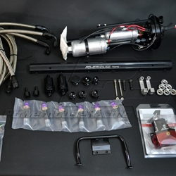PHR Gasoline Based Fuel System for 1993-98 Supra TT