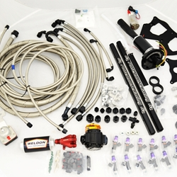 PHR Mechanical Fuel System for Toyota Supra
