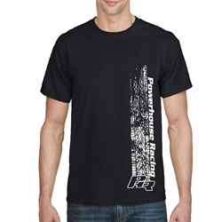 PHR Vertical Tire Tread T-Shirt